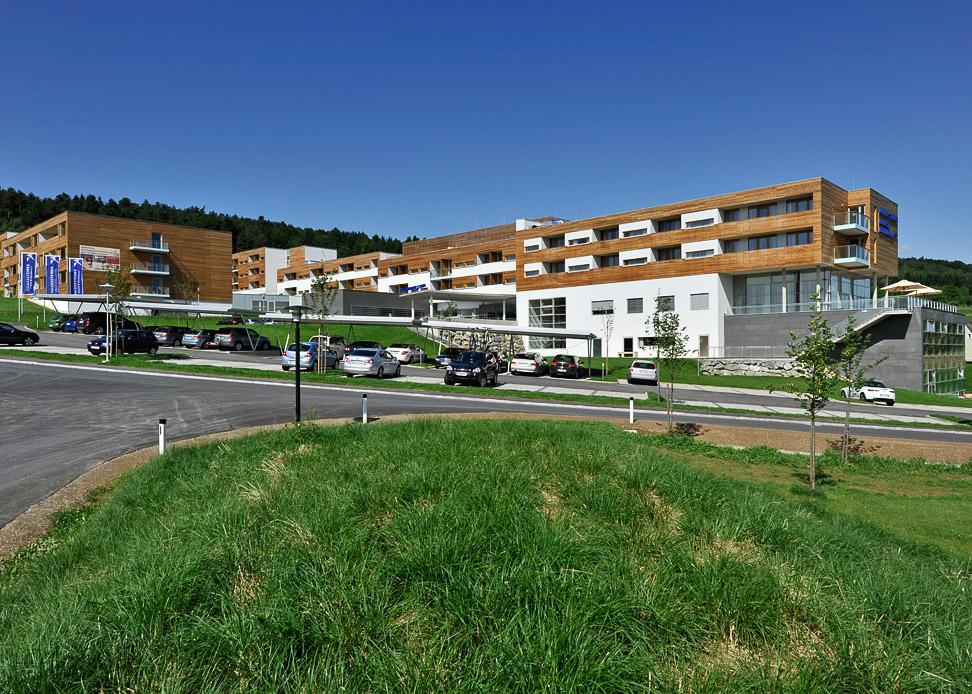 Bad Waltersdorf Hotel